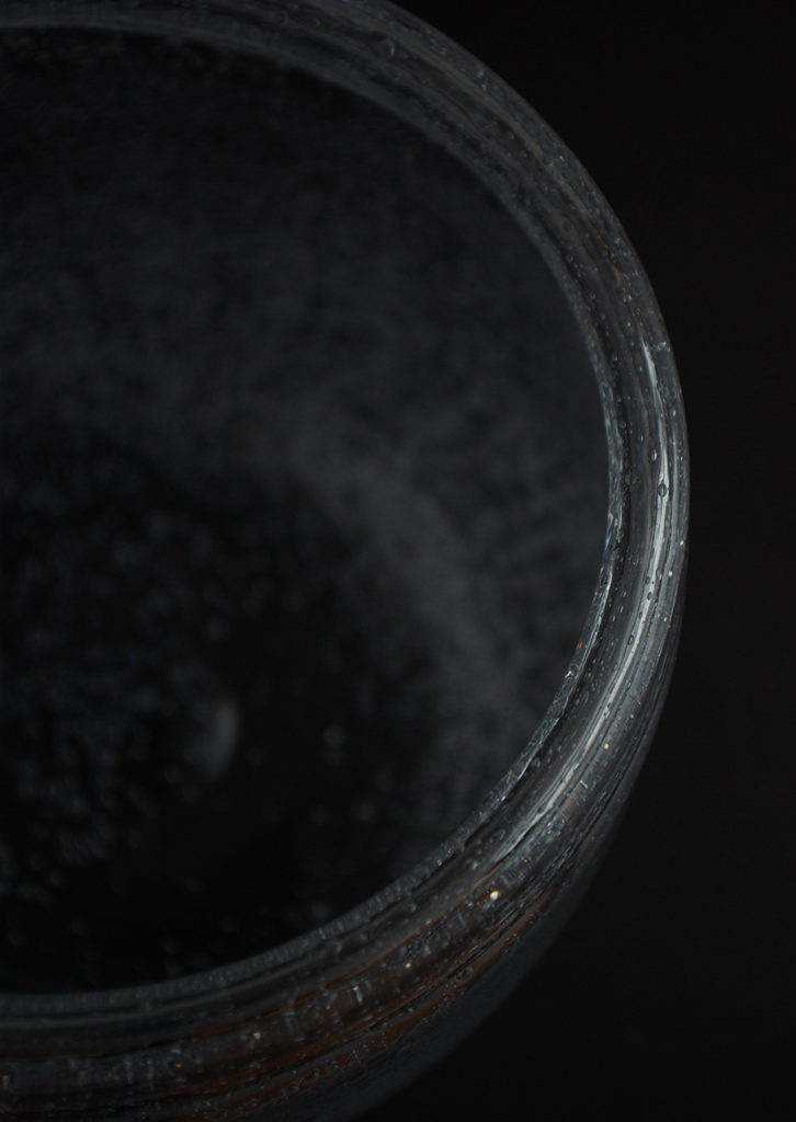 Erik Hoglund (エリック・ホグラン) の花瓶/ベース クリア