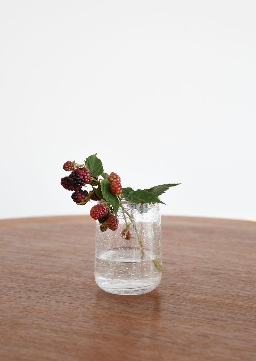 Erik Hoglund (エリック・ホグラン) の花瓶 フラワーコーディネート