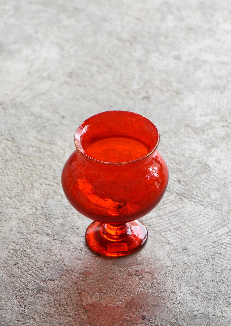 Erik Hoglund(エリック・ホグラン)の赤のゴブレット