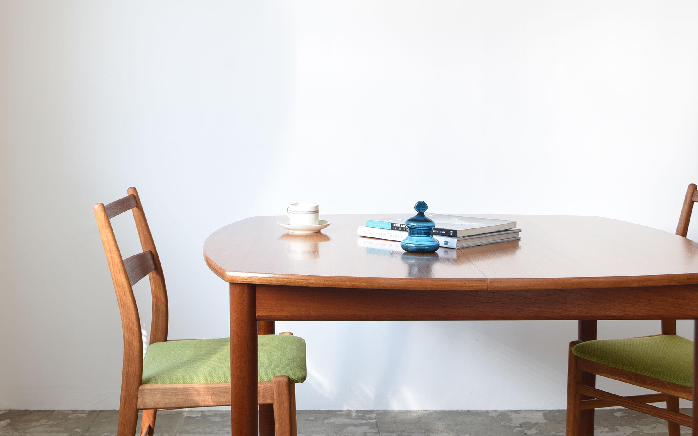 Svend Age Hansen Dining Table