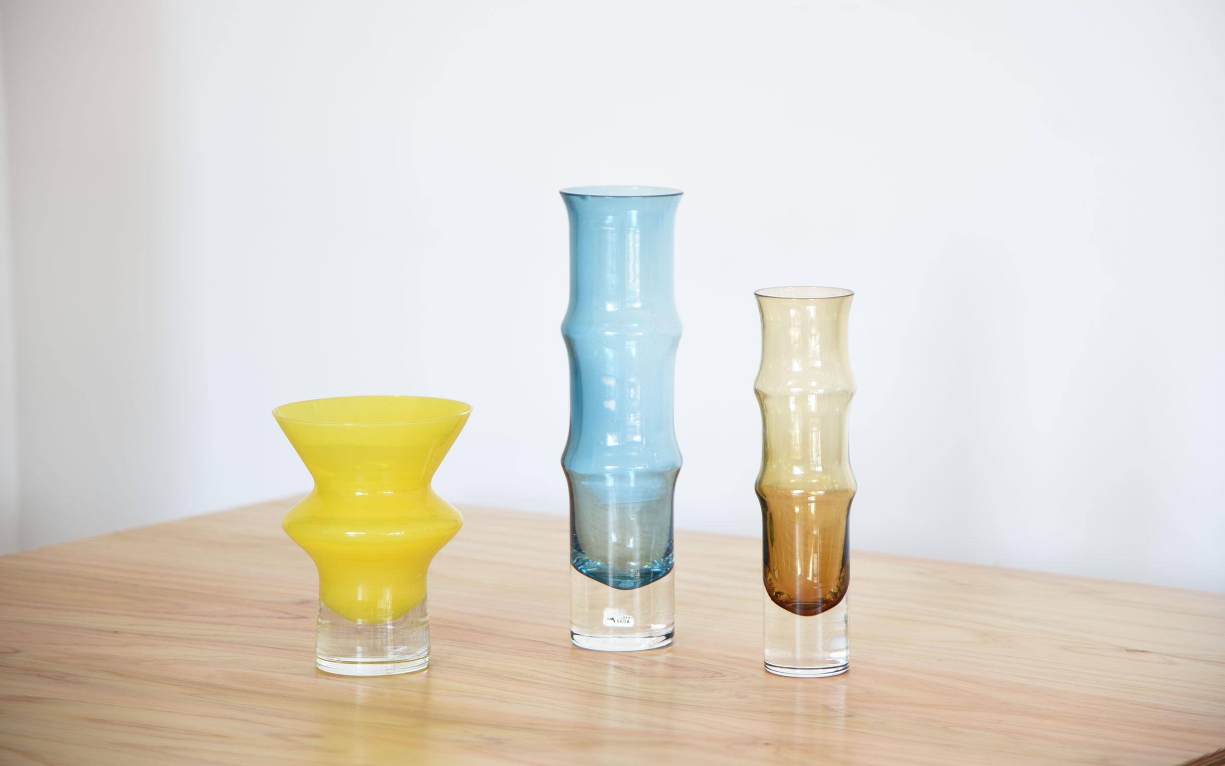 Åseda(オーセダ)の花瓶 Aseda Bo Borgström