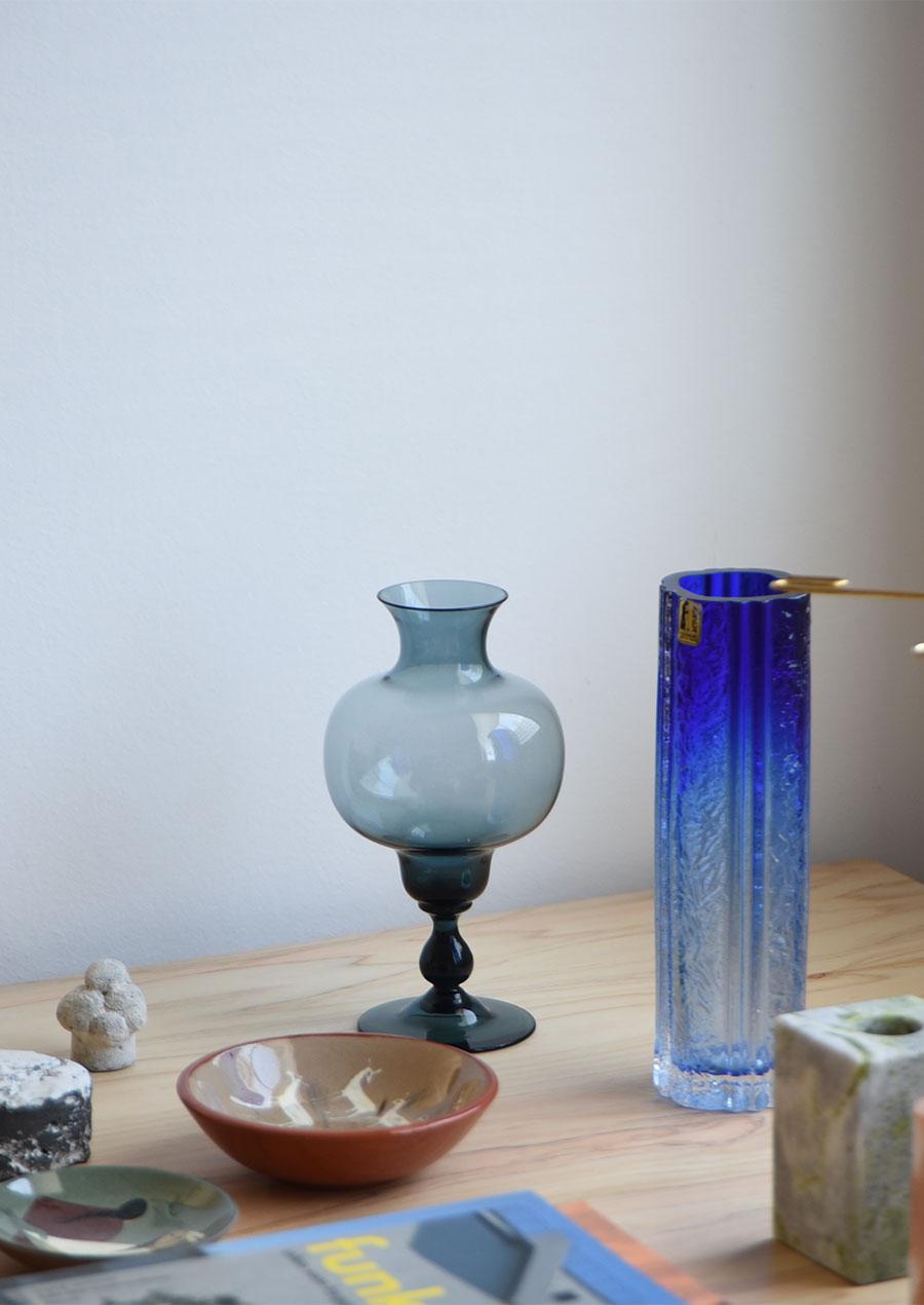 Hugo Gehlin Vase for Gullaskruf