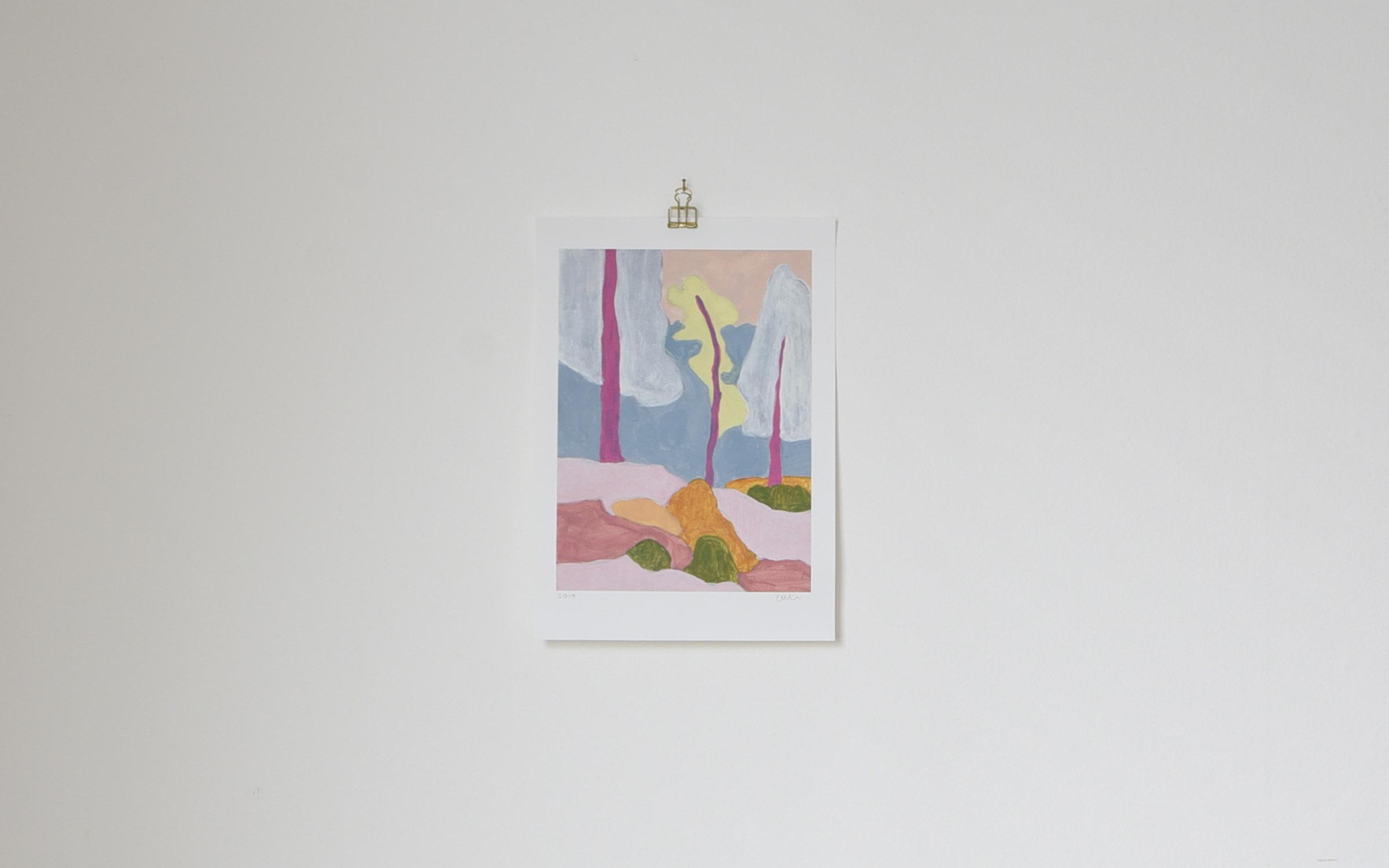 Emma Wiik Art Print