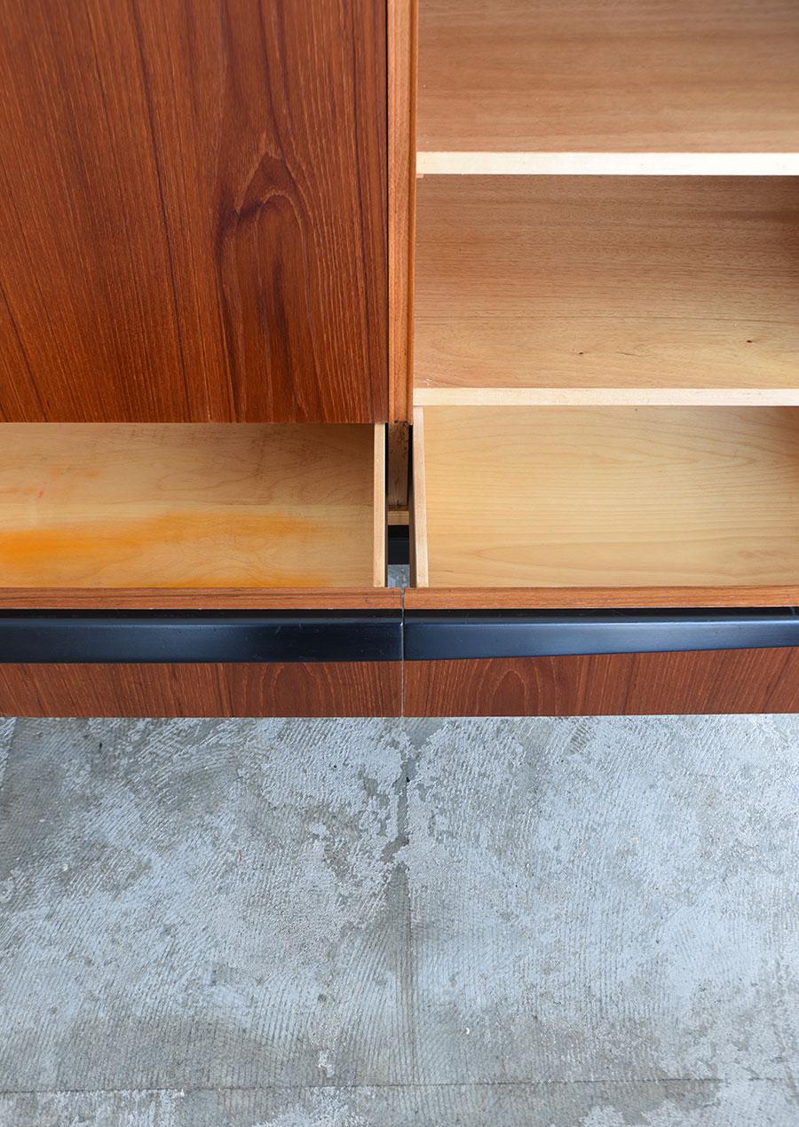 Sideboard Blacklegs w1570 スウェーデン製 サイドボード チーク材