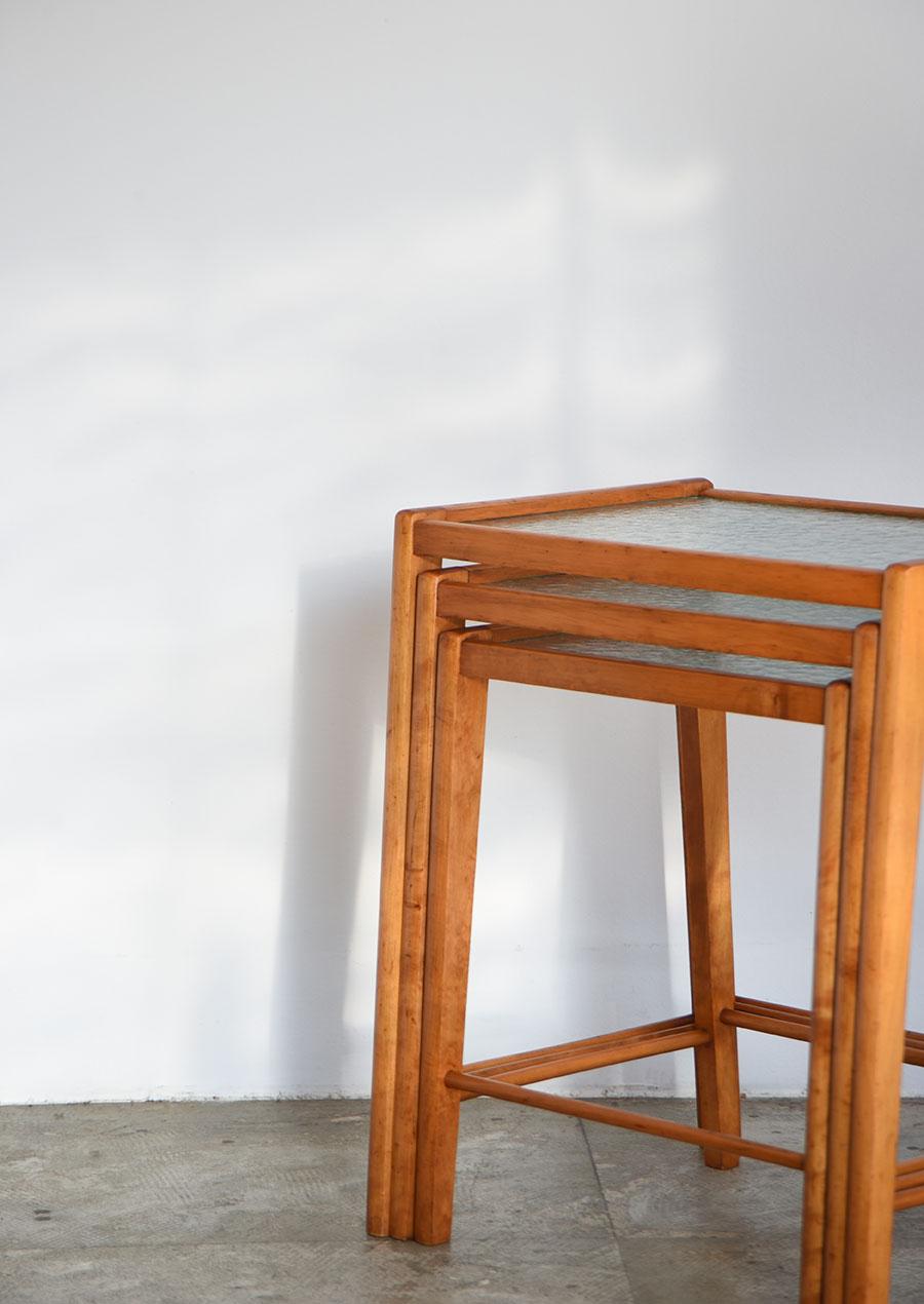 スウェーデン製 ネストテーブル