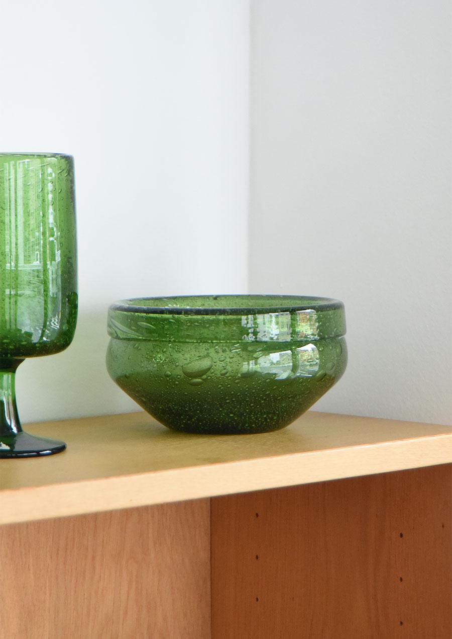 Erik Hoglund Green Bowl φ170 エリックホグラン ボウル グリーン