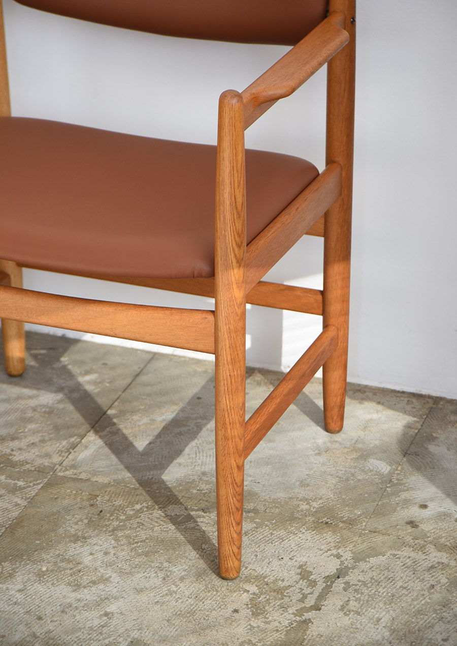Borge Mogensen (ボーエ・モーエンセン) Arm Chair in Oak アームチェア オーク