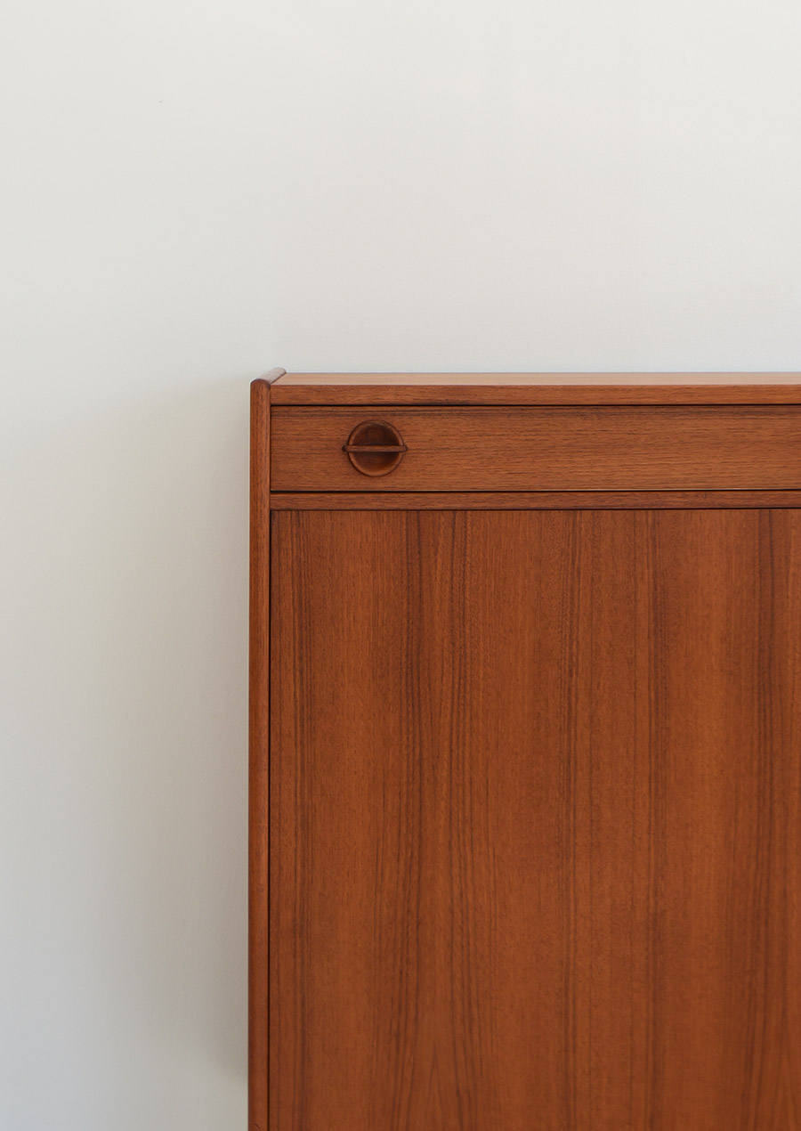Tage Olofsson Side Board in Teak w1230 サイドボード チーク