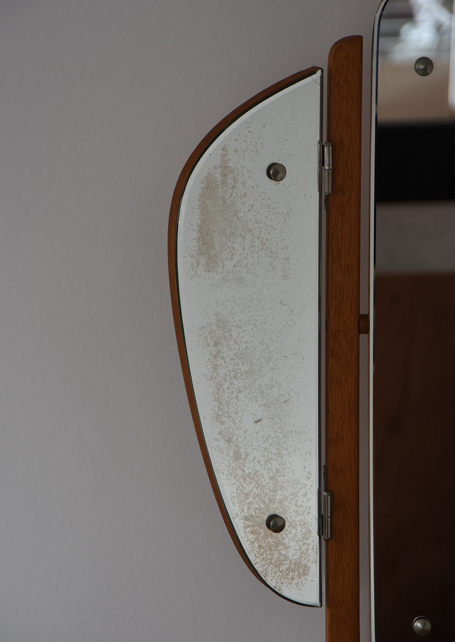 Swedish Dresser in Oak ヴィンテージ ドレッサー