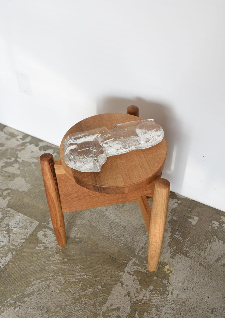 Erik Hoglund Glass Object Lion エリックホグラン ガラス オブジェ