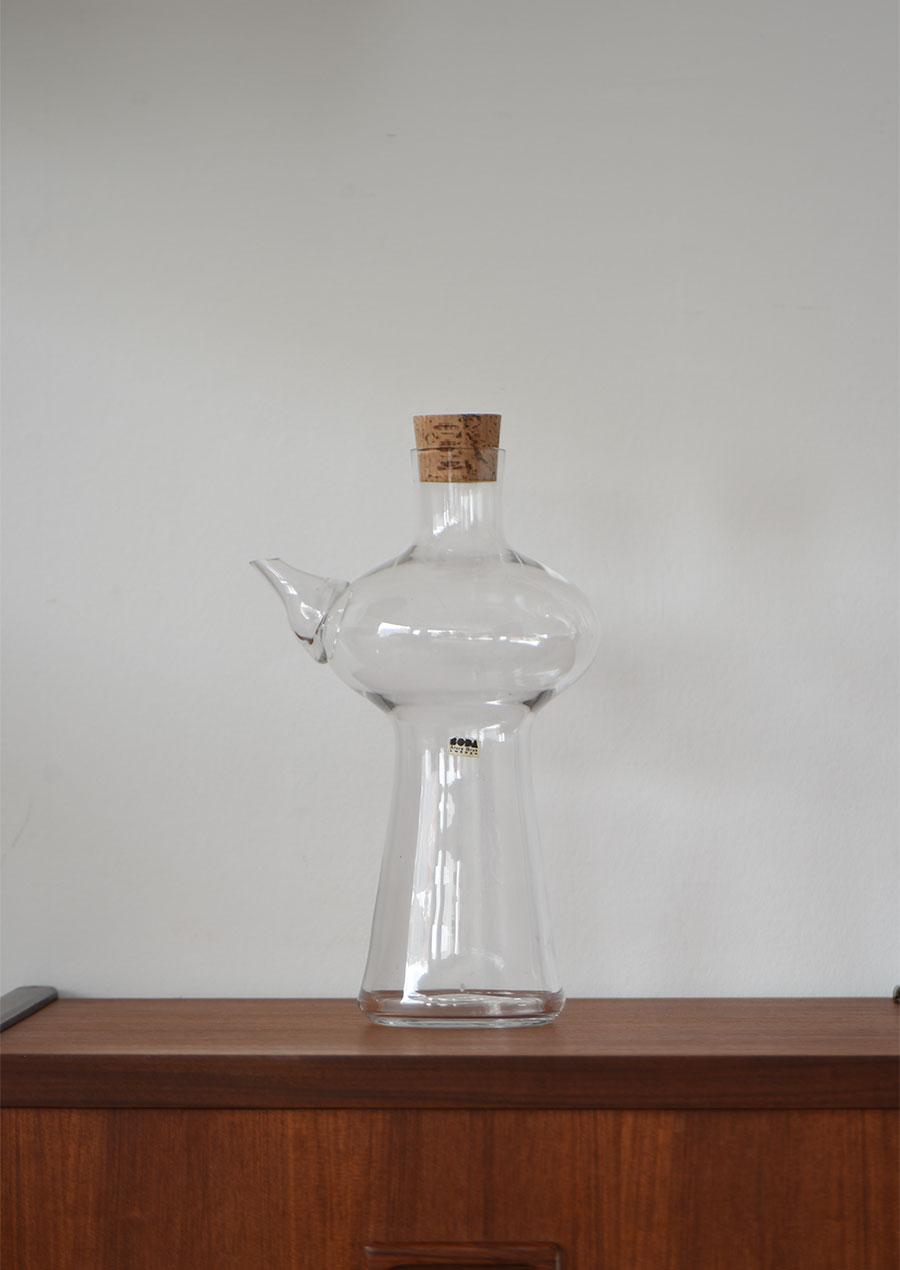 Bertil Vallien Glass Decanter BODA バーティルヴァリーン デキャンタ