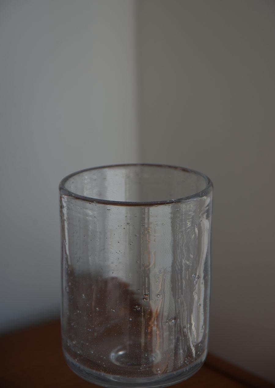 Erik Hoglund Clear Goblet L エリックホグラン 花瓶 クリア