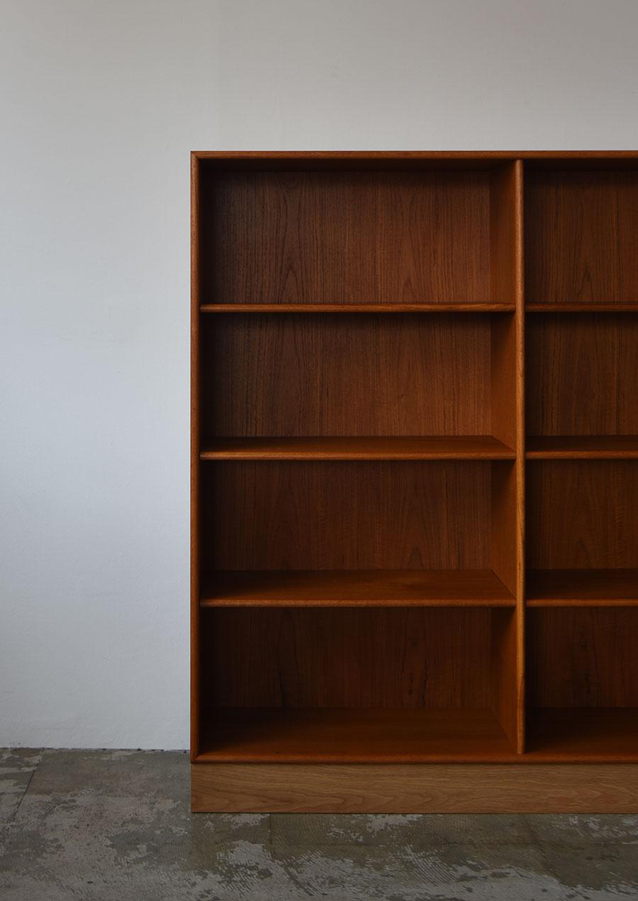 Book Shelf in Teak and Oak by Alf Svensson(アルフ スベンソン) 本棚 チーク材