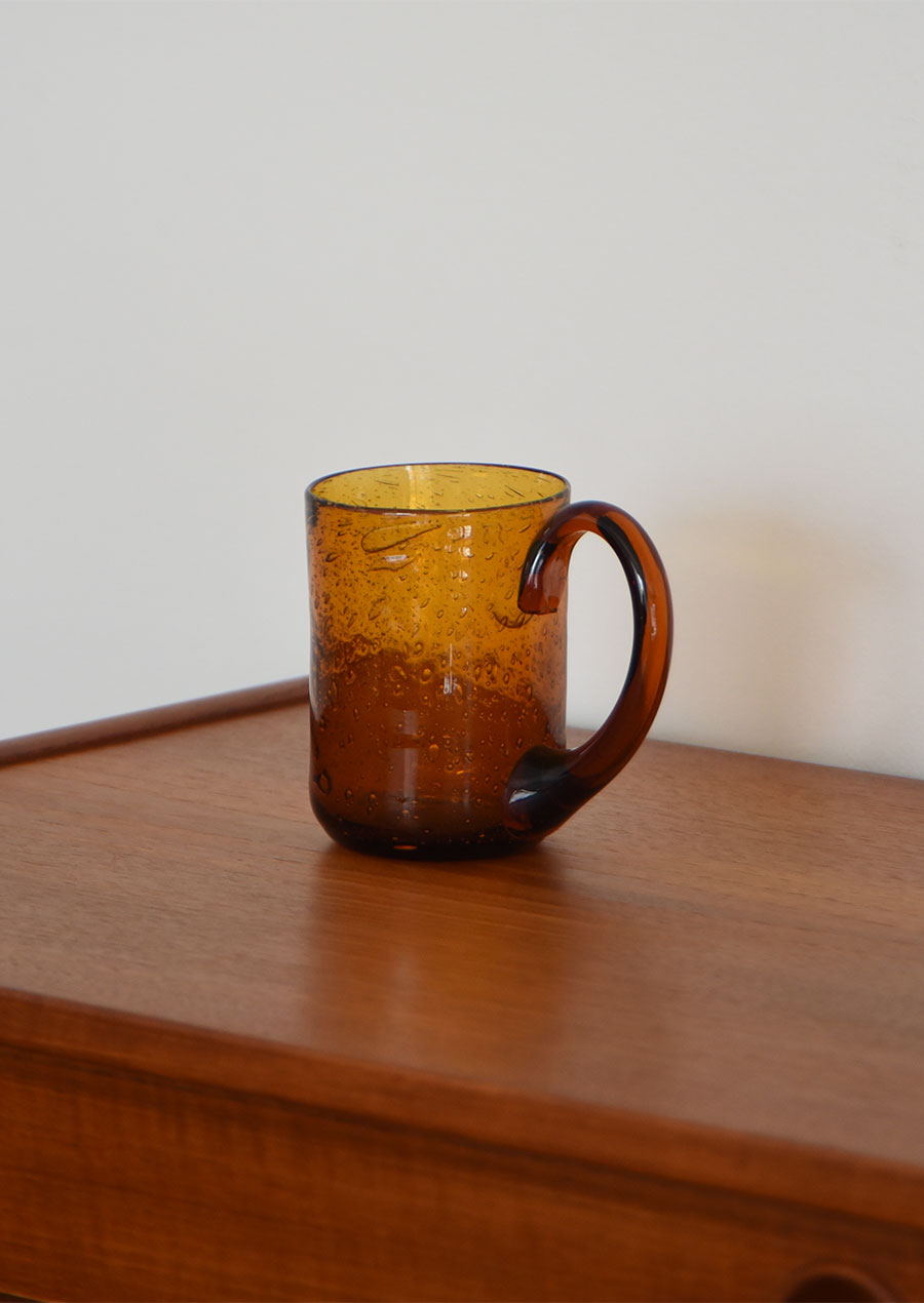 Erik Hoglund エリック ホグラン Cup Amber Small
